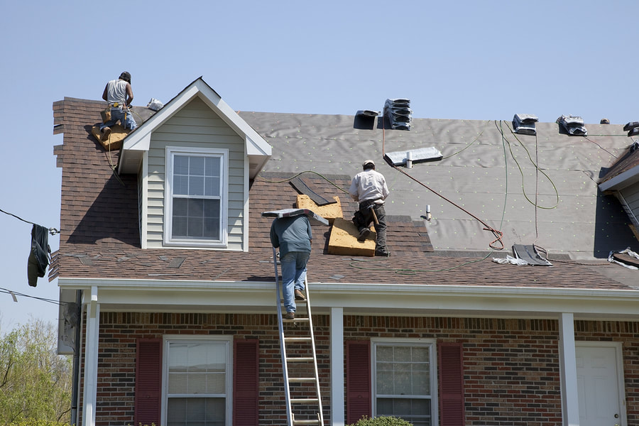 professional roof coating and roof insulation services