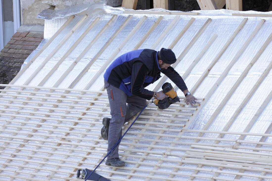 professional roof waterproofing service
